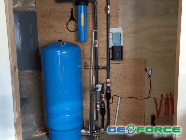 GeoForce residential water treatment