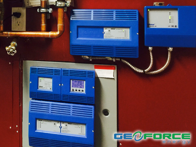 GeoForce Tekmar Control Systems