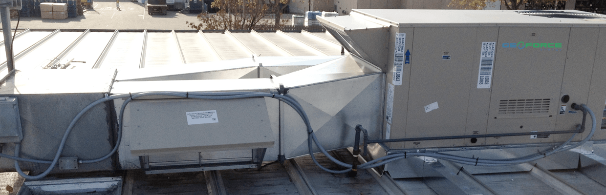 GeoForce Energy commercial HVAC