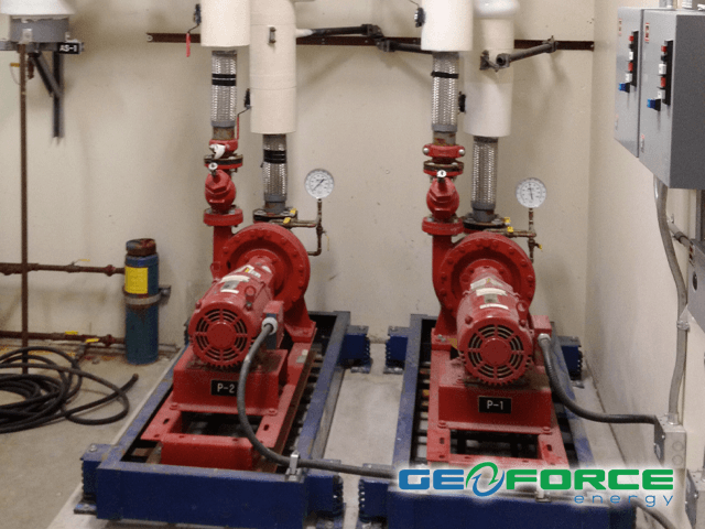 Vancouver commercial refrigeration services by GeoForce Energy